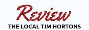 Review Tim Hortons